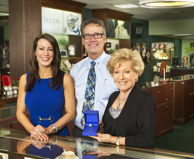 Dayna Matheny, Star Jewelers