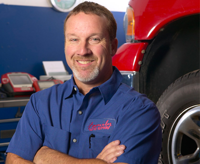 Scott Robertson, Family Auto Repair