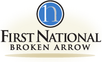 First National Bank Broken Arrow Logo